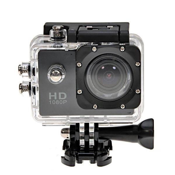 Camera hành trình chống nước U9 - FULL HD -1080P - Xanh 3