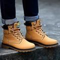 Giày Bốt Da Nam Thời Trang Glado - G90