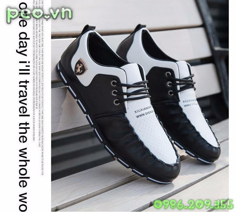 Mã số 53001 - Giày sành điệu trẻ trung 8