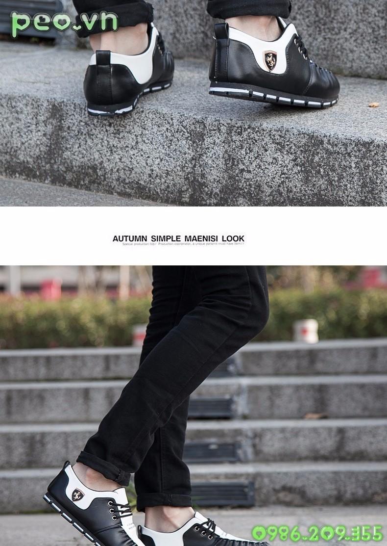 Mã số 53001 - Giày sành điệu trẻ trung 3