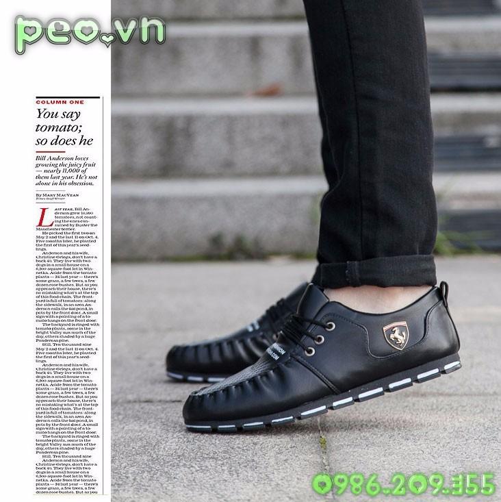 Mã số 53001 - Giày sành điệu trẻ trung 4