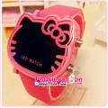 Đồng hồ Led Hello Kitty