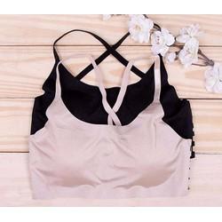 Áo ngực su  lưng 6 dây thời trang