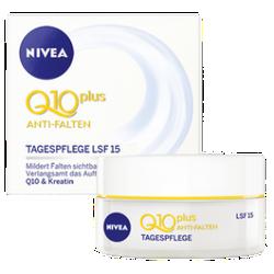 Kem dưỡng da chống lão hoá ngày Nivea Q10 Plus Anti-falten