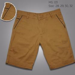 HQS012 - Quần ngắn nhiều màu cá tinh Mẫu số 3