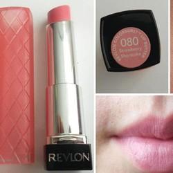 Son Revlon colorburst lip butter 080 Strawberry shortcake