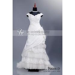 Váy cưới T0004-D