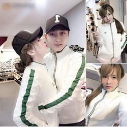 áo khoác cặp đôi áo khoác nam nữ cực hot giá rẻ