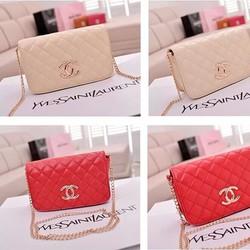 Túi thời trang dự tiệc Chanel