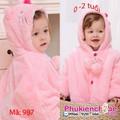 Áo choàng Hello Kitty