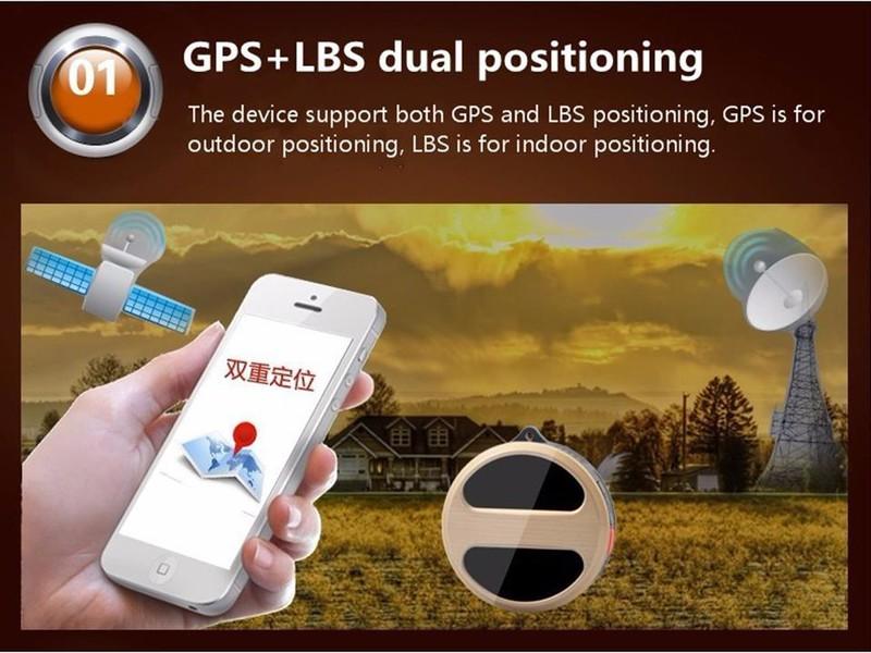 Thiết bị định vị GPS Mini T8S 2