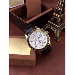 đồng hồ dây da cao cấp  đảm bảo y hình hàng đẹp