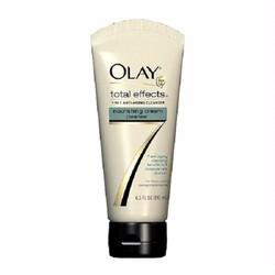 Kem rửa mặt dưỡng da Olay Total Effects Nourishing Cream 192ml