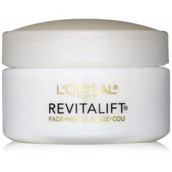 Kem chống nếp nhăn vùng mặt và cổ L Oreal Paris RevitaLift 48g