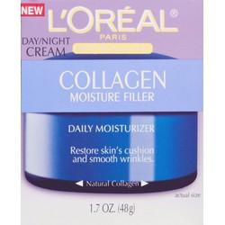Kem dưỡng ẩm ngày đêm bằng L Oreal Paris Collagen Moisture Cream 48g