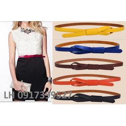 DÂY NỊT THắt lưng nữ thời trang HÀN QUỐC L12320