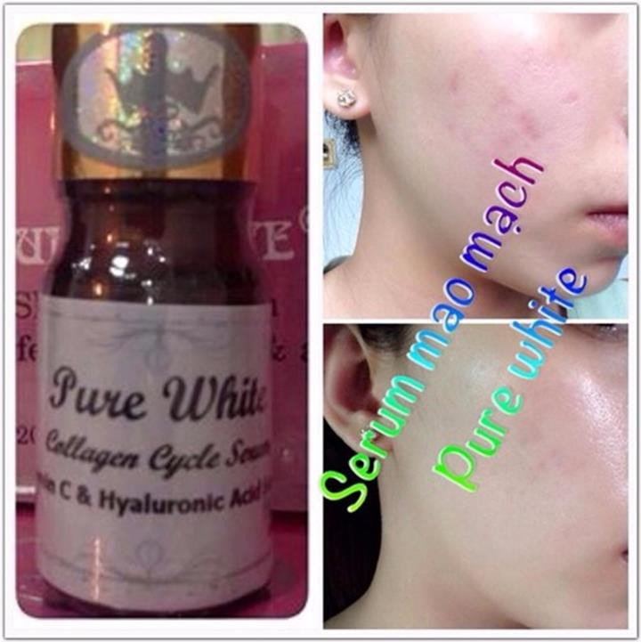 SERUM COLLAGEN PURE WHITE 2