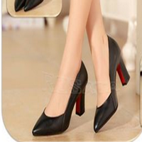 Giày cao gót nữ công sở C041D