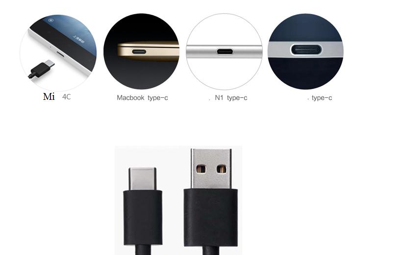 Dây cáp USB Type C Xiaomi 4