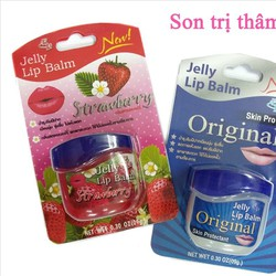 Son dưỡng trị thâm làm hồng môi Jelly lip Balm
