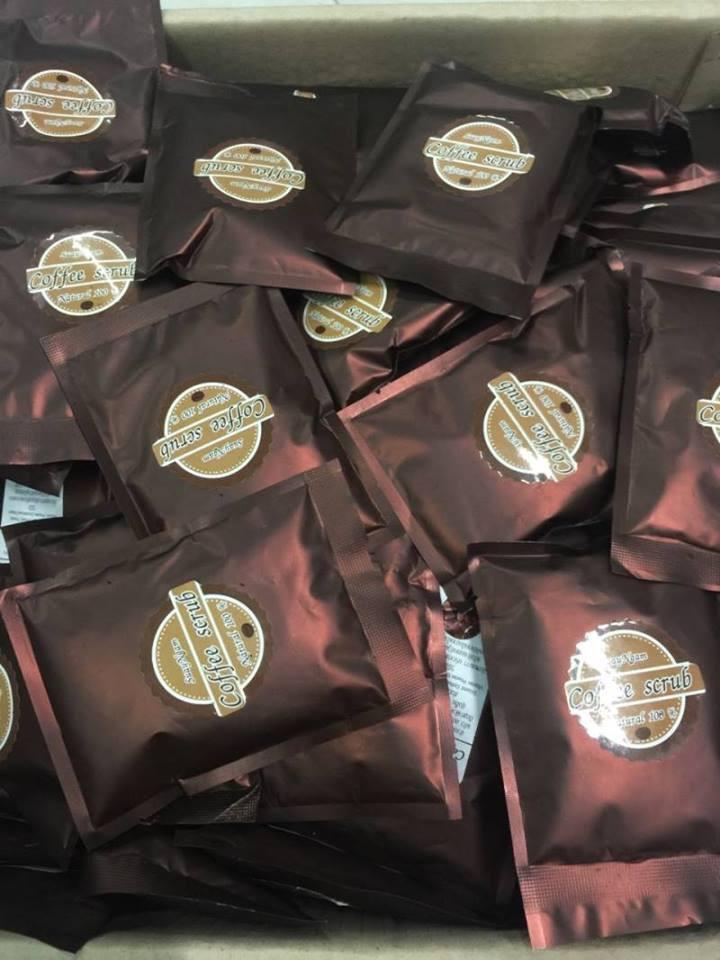 Tẩy tế bào chết Coffee Scurb Suay Ngam 3