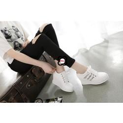 Giày Sneaker tăng chiều cao xinh xắn