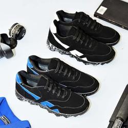 Giày thể thao nam phong cách mạnh mẽ ST175