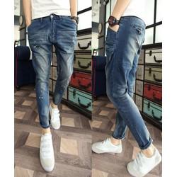 Mã số 51007 - Quần jeans cao cấp hàng nhập