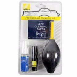 Bộ vệ sinh cho máy ảnh Nikon Cleaning Kit