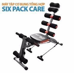Máy tập tổng hợp Six Pack Care 22 động tác thế hệ mới