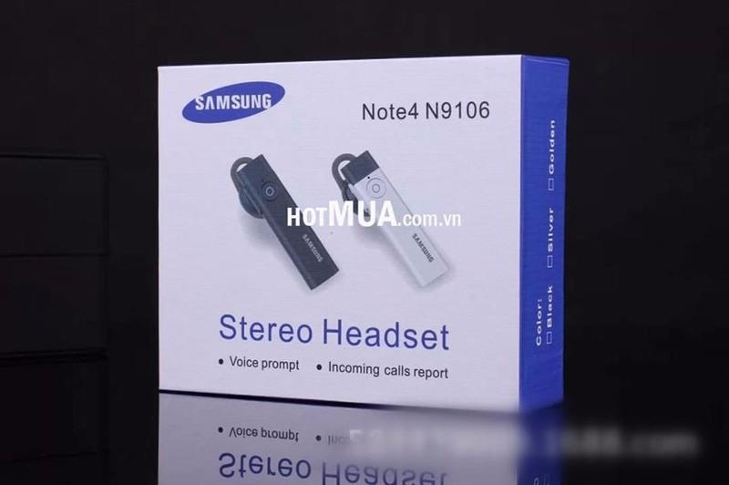 Tai Nghe Bluetooth Samsung N9106 - Siêu Mỏng Iphone 6 10