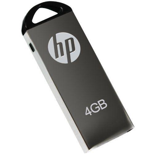 USB Hp 4GB Chính Hãng Chống Thấm Nước 5
