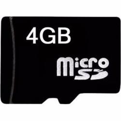 Thẻ Nhớ Micro SD 4GB