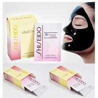 Combo 10 mặt nạ bùn non Whitening Essence Shiseido