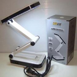 Đèn Led Sạc Để Bàn 24 Bóng Kiểu Dáng Iphone