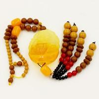 Dây treo phong thủy Phật Di Lạc
