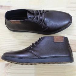 Giày da mềm sang trọng