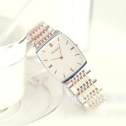 Đồng hồ Wilon  thời trang nữ dây demi sang trọng - Mã số: DHN1605