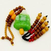 Dây treo phong thủy Phật Di lặt