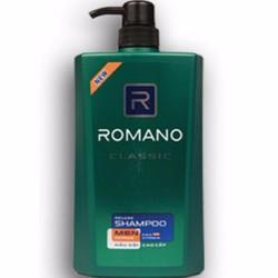 Dầu gội Romano Classic chai vòi 650g dành cho nam