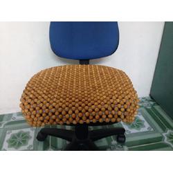 Đệm ghế văn phòng hạt gỗ pơ mu 1,5cm