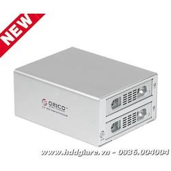 Thiết bị kết nối 2 ổ cứng máy tính bàn Orico 3529US3-C
