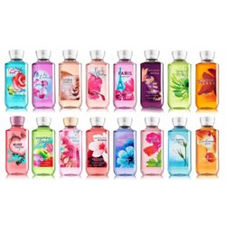 Sữa tắm Bath and BodyWorks