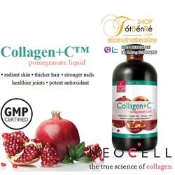Collagen Lựu Pomegranate Neocell 4000mg 473ml