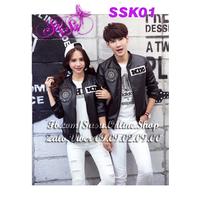 Áo khoác cặp bóng chày - SSK01