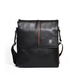 Túi da đeo chéo đựng Ipad NKY - 184 đen