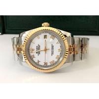 Đồng hồ Rolex demi, số la mã