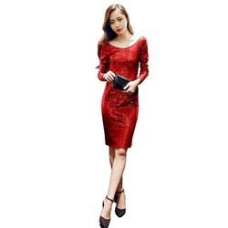 Đầm Kimsa sang trọng quý phái