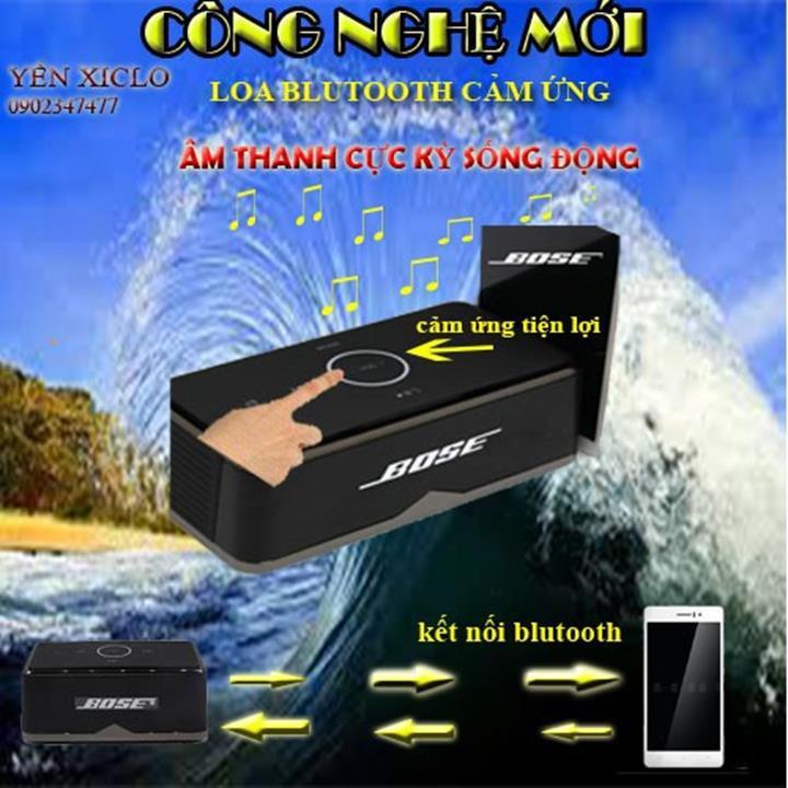 Loa Bosse Bluetooth BE8 Cảm Ứng -Vào shop xem thêm 1