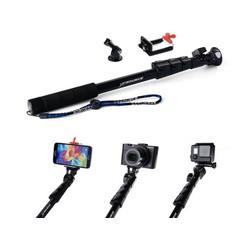 Gậy tự sướng đa năng K20-Có remote- dùng được cho máy ảnh